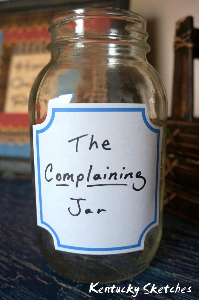 Complainingjar