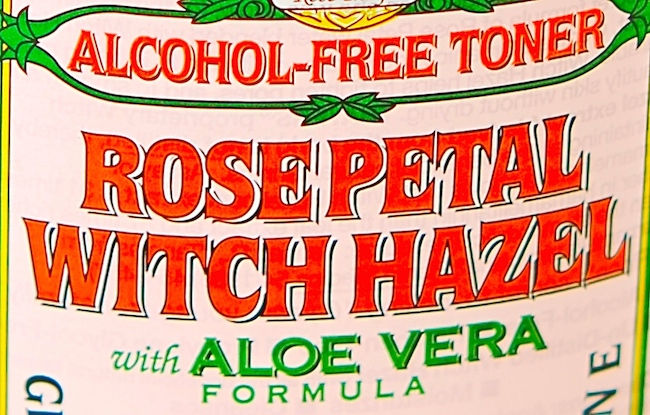 rose witch hazel