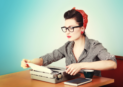 writer-vintage